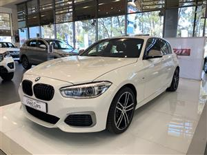 2018 BMW 1 Series M140i 5 door Edition Shadow sports auto