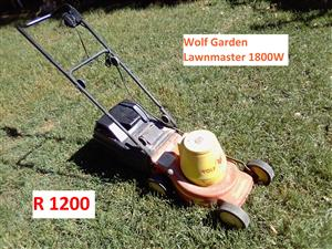 Wolf Garden Lawnmower 1800W