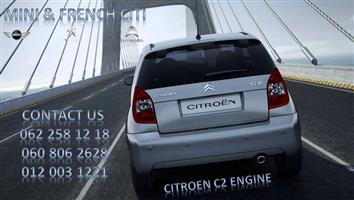 Citroen C2 1.4 HDI 10FD Engine For sale