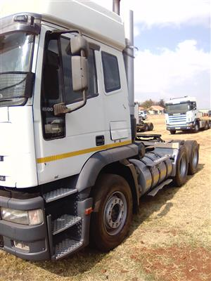 Iveco truck on sale now.