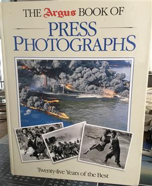 The Argus Book Of Press Photos