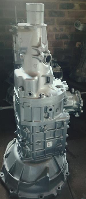 Gwm 2.8 2x4 Diesel 5spd Gearbox For Sale!