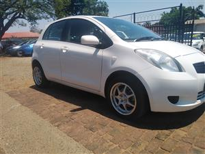 2007 Toyota Yaris 1.3 5 door T3