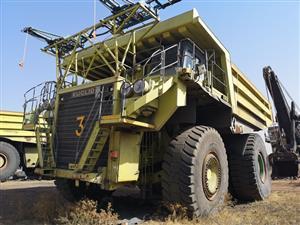 Euclid-Hitachi EH4500 Rigid Dump Truck- ON AUCTION