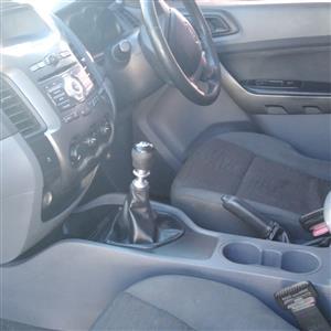 2012 Ford Ranger 3.2 SuperCab Hi Rider XLS