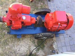 Pump for sale: 25 000 litres/hour