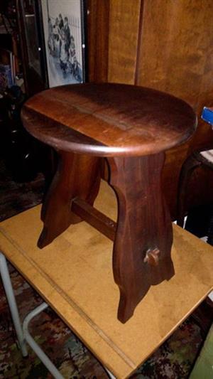 Milking chair