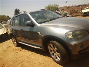 Logic Spares is stripping BMW E70 X5