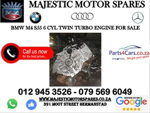 Bmw M4 series second hand engine for sale
