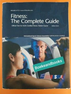 Fitness: The Complete Guide - Frederick C Hatfield.