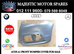 Audi A1 front bumper for sale