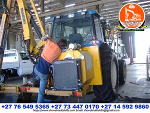 LHD Scoop Mobile Crane  Drill Rig Training SHOVEL MULTI SKILLS TRAINING CENTRE +27145929860 +27734470170 TAUNG