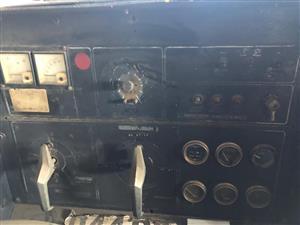 750 Amp diesel welding machine