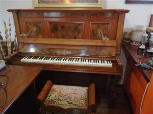 Upright Steinmann Piano