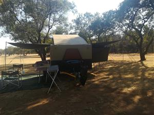 Camping trailor for sale