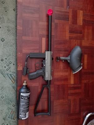 Complete paintball kit
