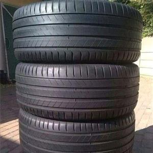 Good second hand tyres for sale at affordable prices for all our customers
