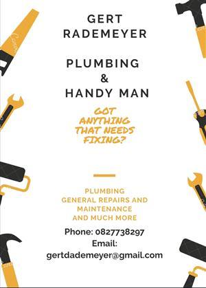 Handyman & Plumbing Services