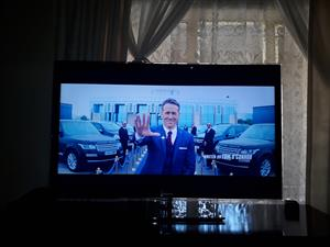 """46"""" Samsung 3D Smart TV for sale or to swop for any 16""""/17"""" mag wheels 4x100 pcd with tyres any condition."""