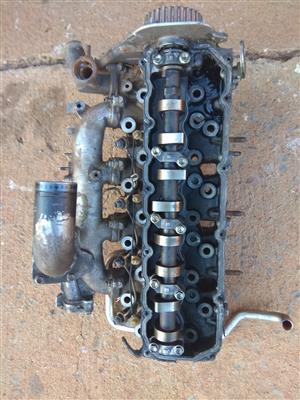 1 KZTE engine parts negotiable block R6000 cylinder head R5000 various alternator R1500 turbo 2500 injectors each R400, diesel pump R3500 negotiable
