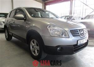 2010 Nissan Qashqai+2 2.0 Acenta