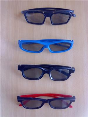 3D Glasses for 3D TV. R50 each.