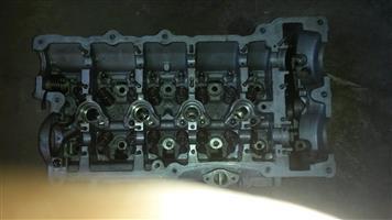 BMW E46 Cylinder Head & Crankshaft