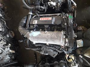 OPEL 4EE1-T COMPLETE IMPORT LOW MILEAGE ENGINE