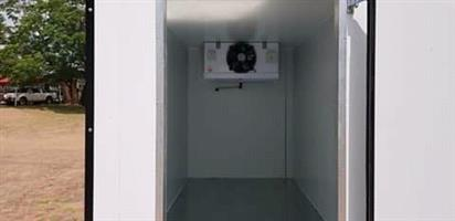 3,8 Meter mobile cold room
