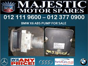 Bmw X6 ABS pump for sale