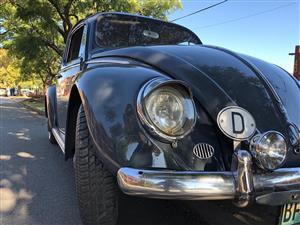 Vw Beetle 1959
