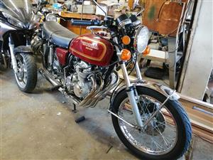 Honda CB 750  - 500 - 400 wanted - dead or alive.