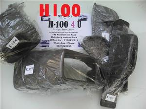 Hytundai H100 plastic covers