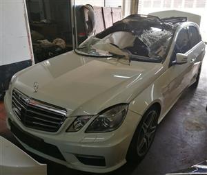 Mercedes Benz E63 Stripping For Spares