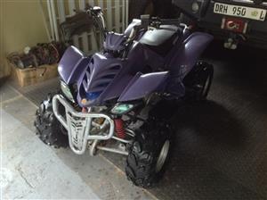 2000 Sam ATV 150cc Quad