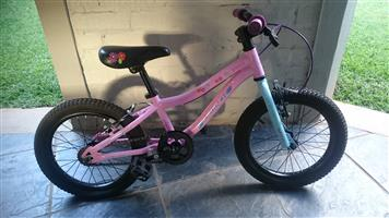 Avalanch girls bicycle