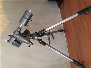 Telescope mount EQ5 + Goto upgrade starfinder kit