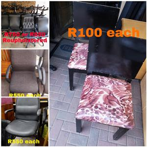 Chairs Galore, Clearance sale - great in store discounts