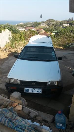 2001 Mazda Rustler
