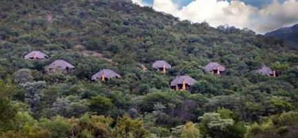 Mabalingwe Nature Reserve in Bela Bela. Stunning 6 sleeper unit available from 27 December 2019 - 3 January 2020