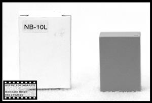 NB-10L Battery for Canon