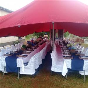 Frame marquee , tents , stretch tents and Coldrooms for hire around Umhlanga
