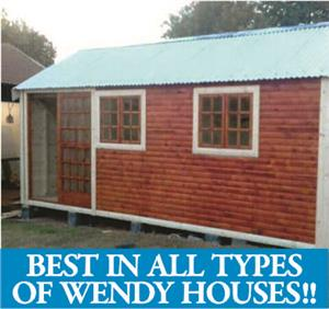 BEST IN ALL TYPES OF WENDY HOUSES!!