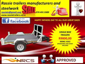 bike trailers for sale nrcs approved