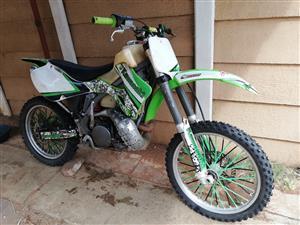 Kawasaki KX252A FI