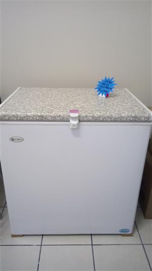 Zero Gas Freezer