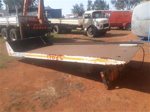 Rollback 4 ton body for sale
