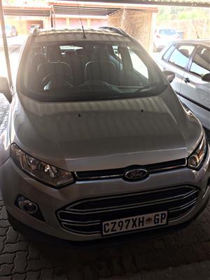 2014 Ford EcoSport 1.5TDCi Titanium