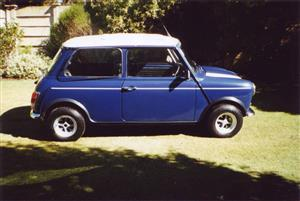 Classic mini - twin SU Carburettors and all add ons. complete set.