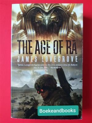 The Age Of RA - James Lovegrove - Pantheon #1.